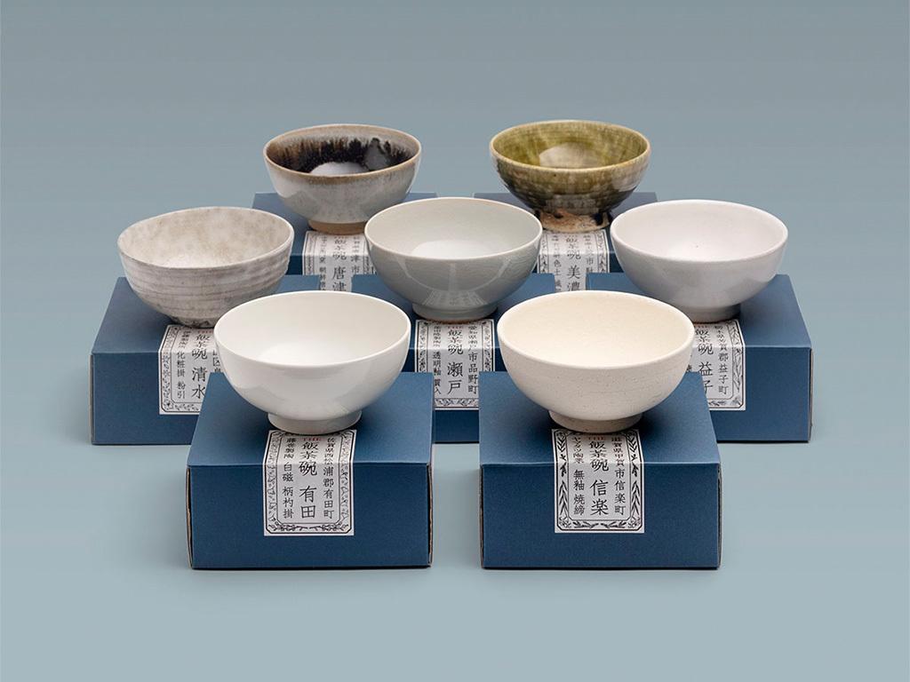 Sognando ceramiche giapponesi