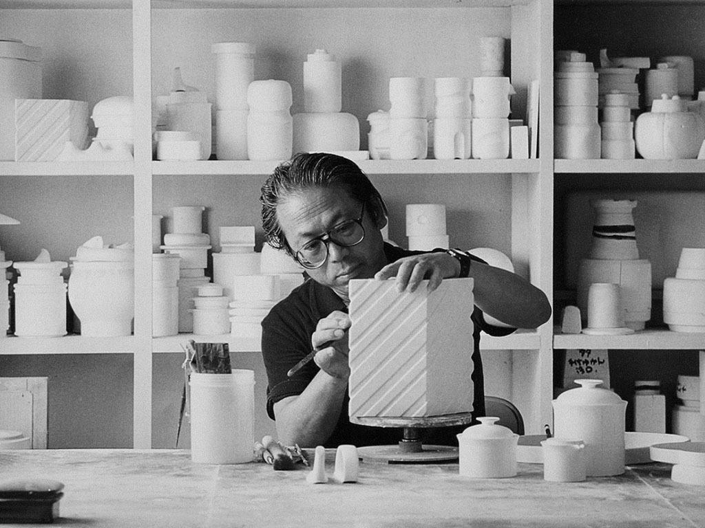 Masahiro Mori: magie di porcellana