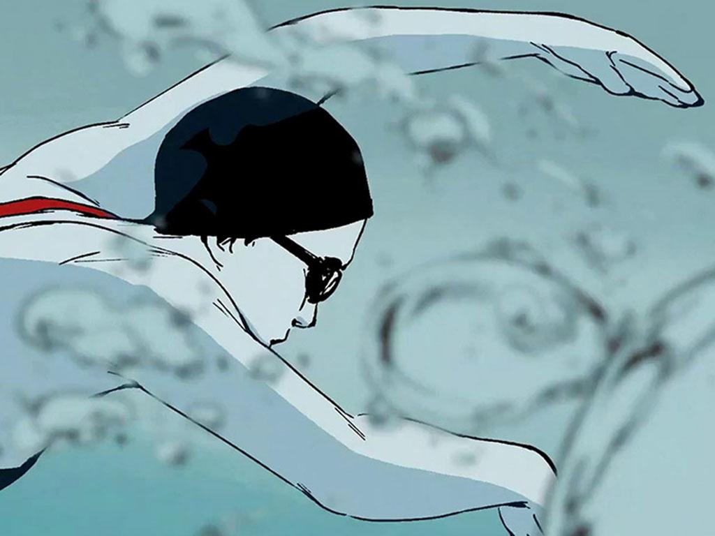 Nuotando oltre