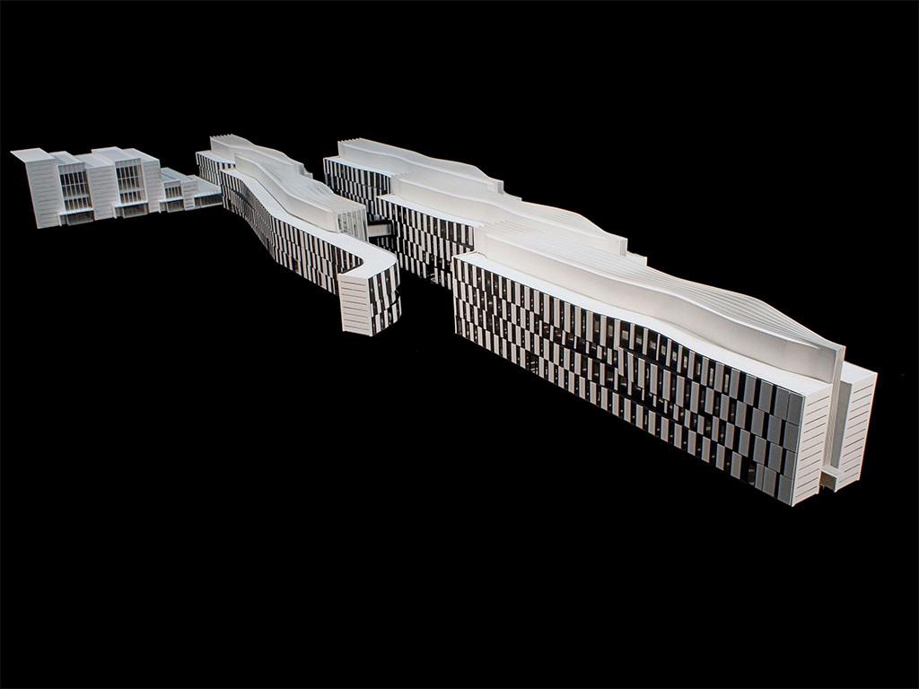 Where Japanese architects' ideas resonate