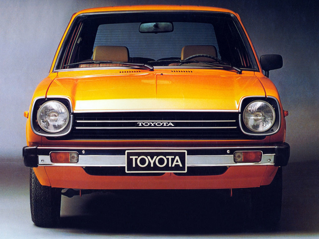 Japanese legends on wheels: the Toyota Starlet