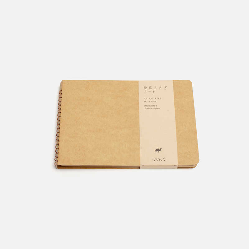 spiral-b6-notebook-send-camel