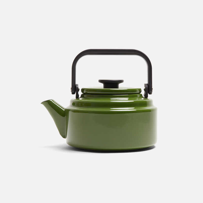 enameled-kettle-green