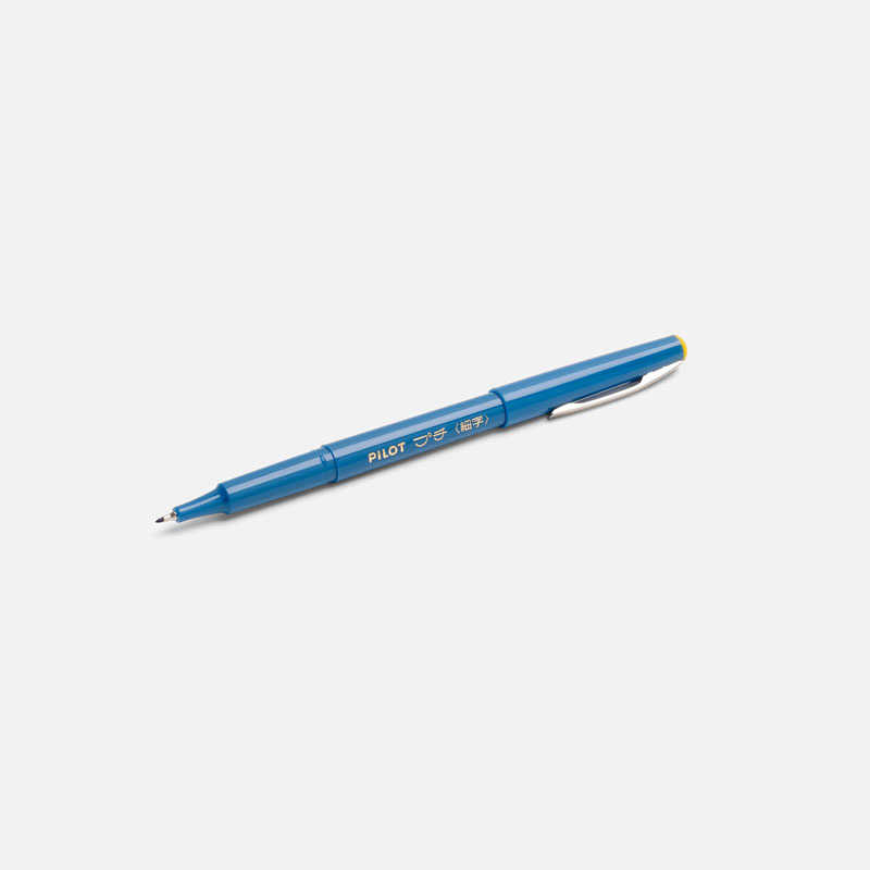 pilot-petit-fineliner-pen-0-4mm-blue