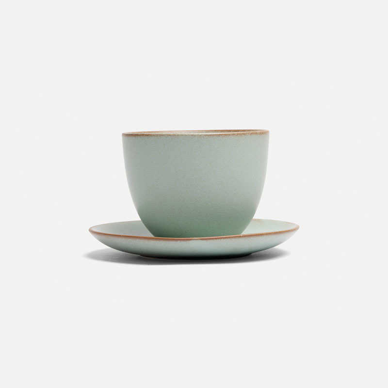 pebble-cup-and-saucer-moss-green