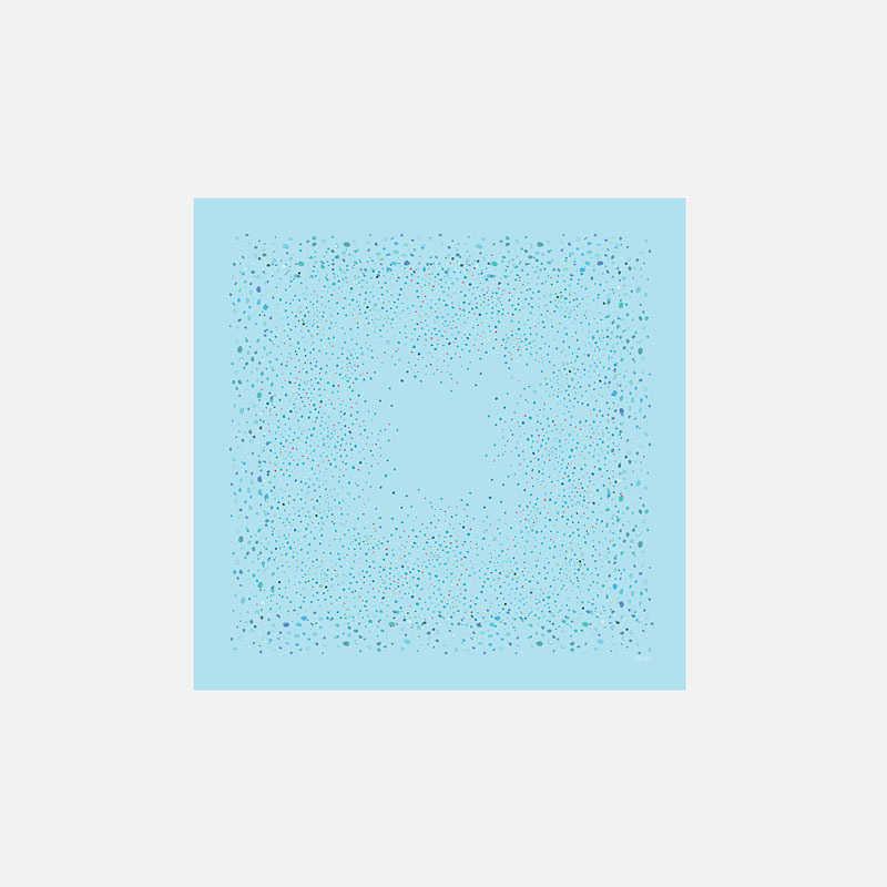 foulard-sawako-pois-azzurro-cielo