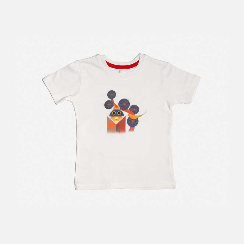 tanuki-t-shirt-by-philip-giordano