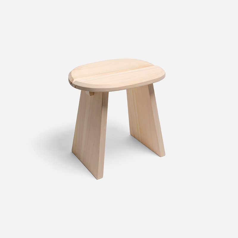 hinoki-stool-single