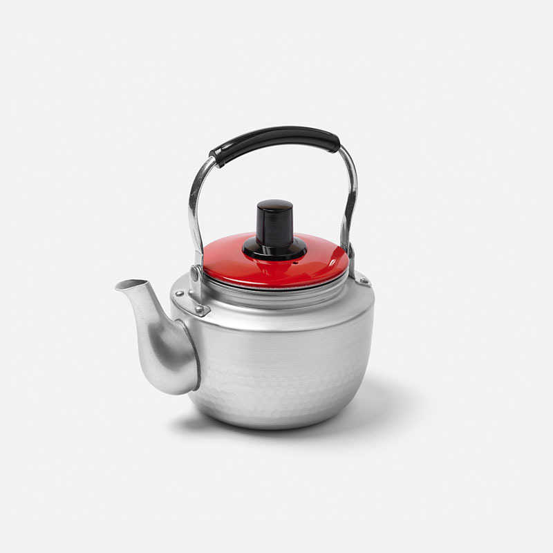 small-hammered-teapot-0-7l-red