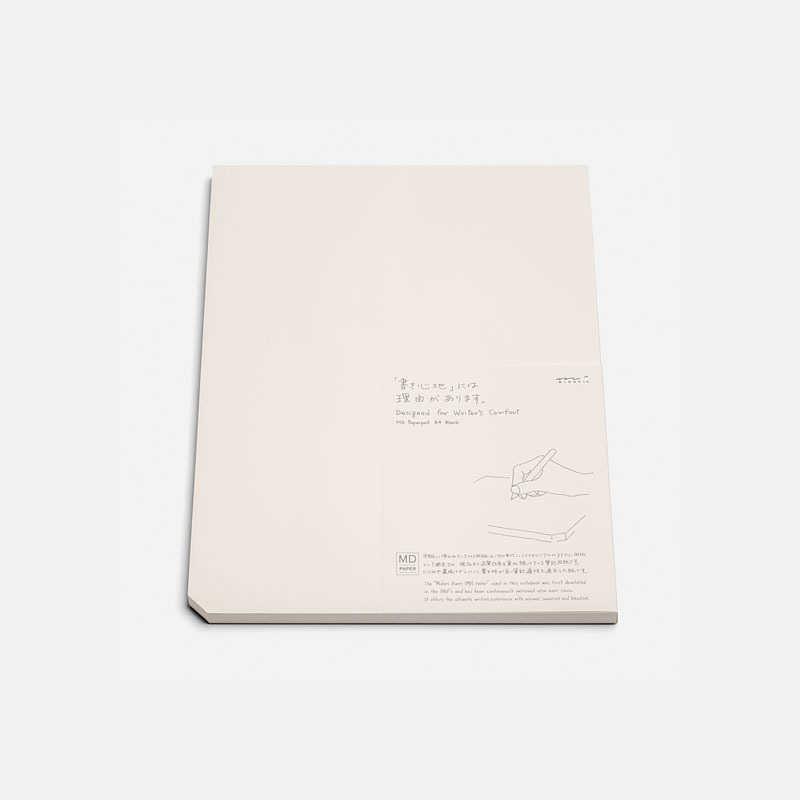md-paper-pad-bianco-a4