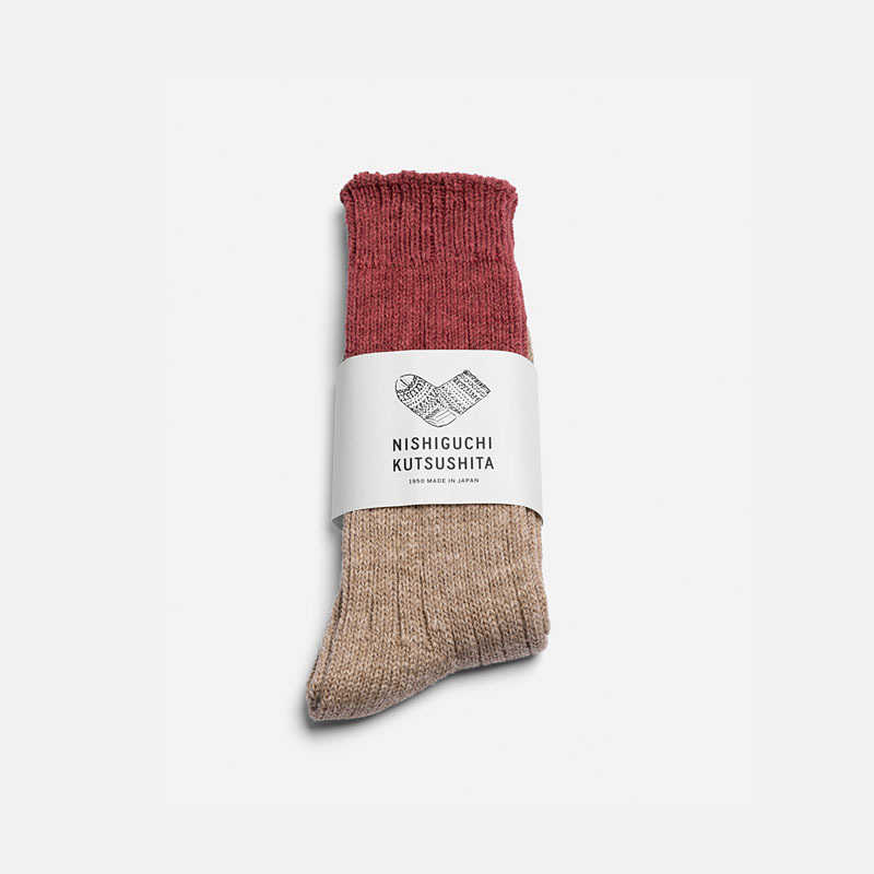 wool-cotton-slab-socks-red-s-m