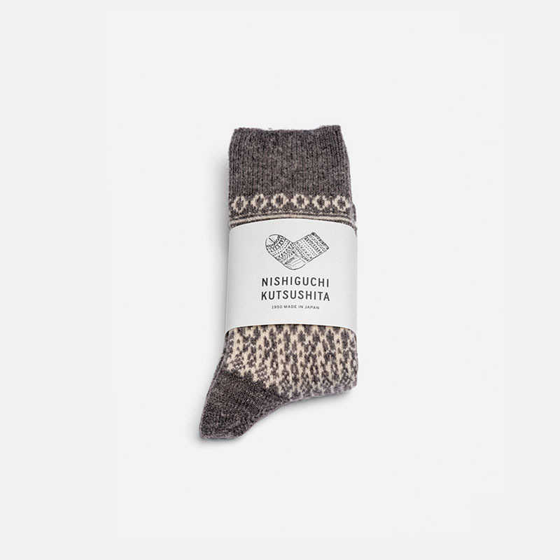 wool-jacquard-socks-grey-s