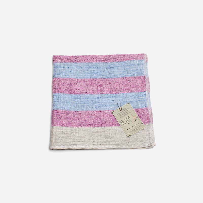 towel-linen-and-cotton-50-s-blue
