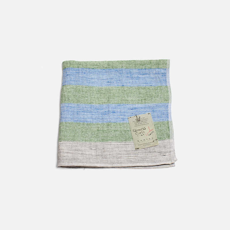 towel-linen-and-cotton-50-s-green
