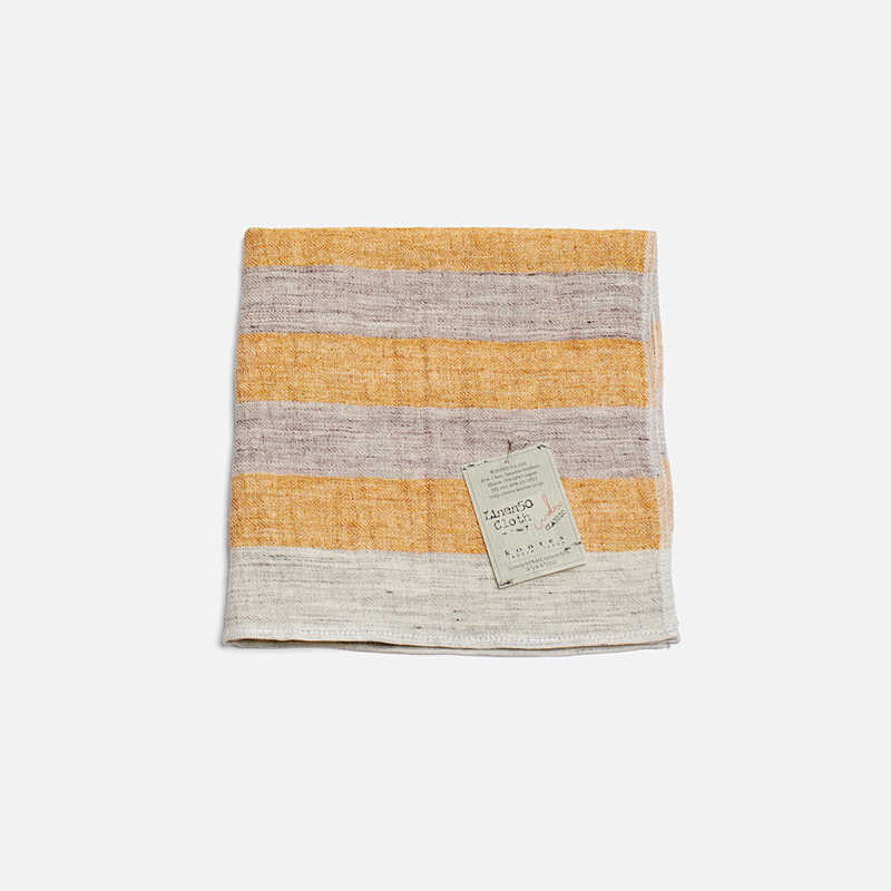 towel-linen-and-cotton-50-s-yellow