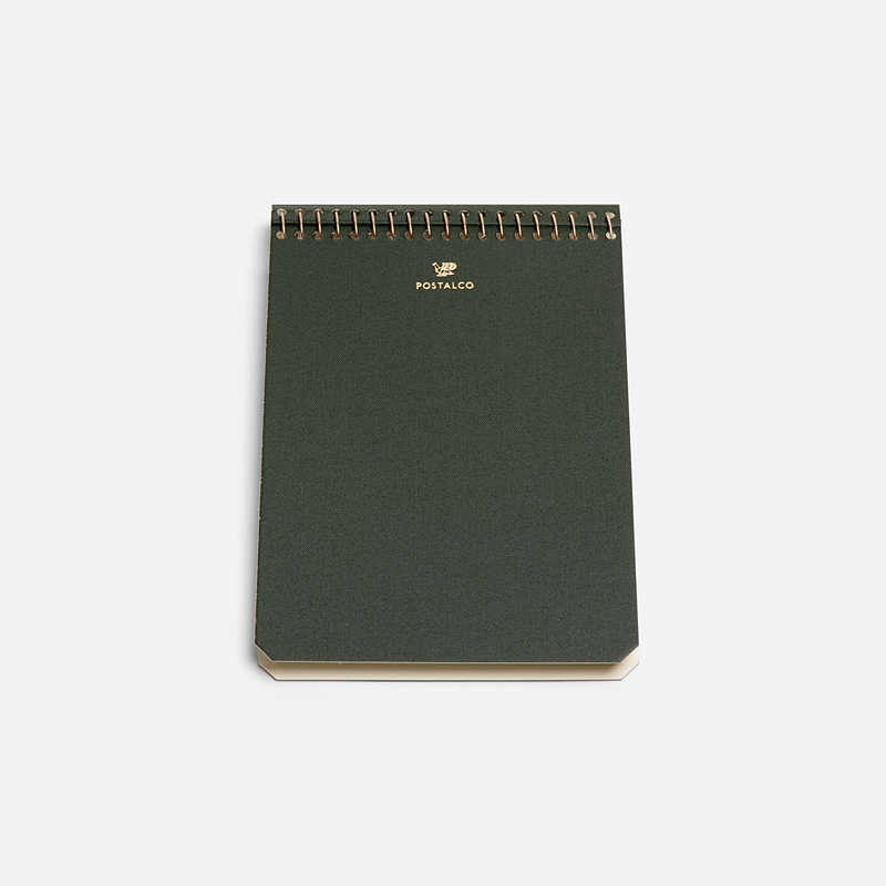 notebook-a6-dark-green