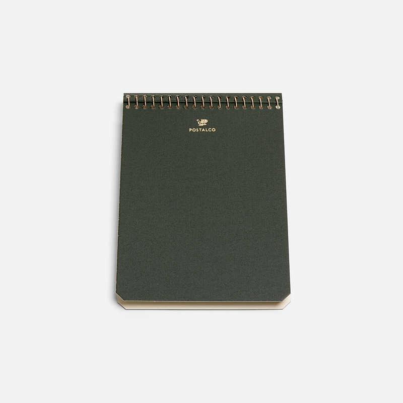 quaderno-a6-verde-scuro