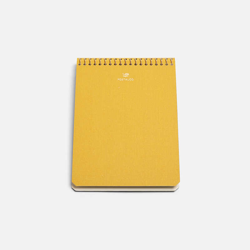 notebook-a6-yellow