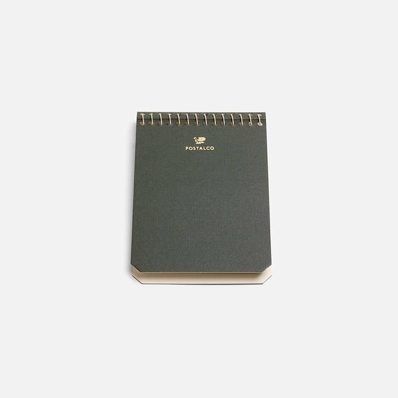 notebook-a7-dark-green