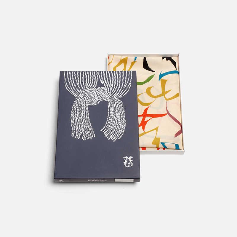 serizawa-foulard-iroha-syllables-70cm