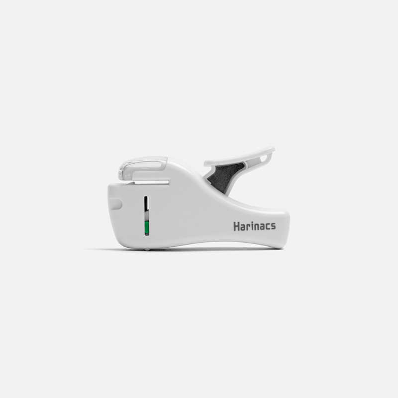 stapleless-stapler-5-sheets-white